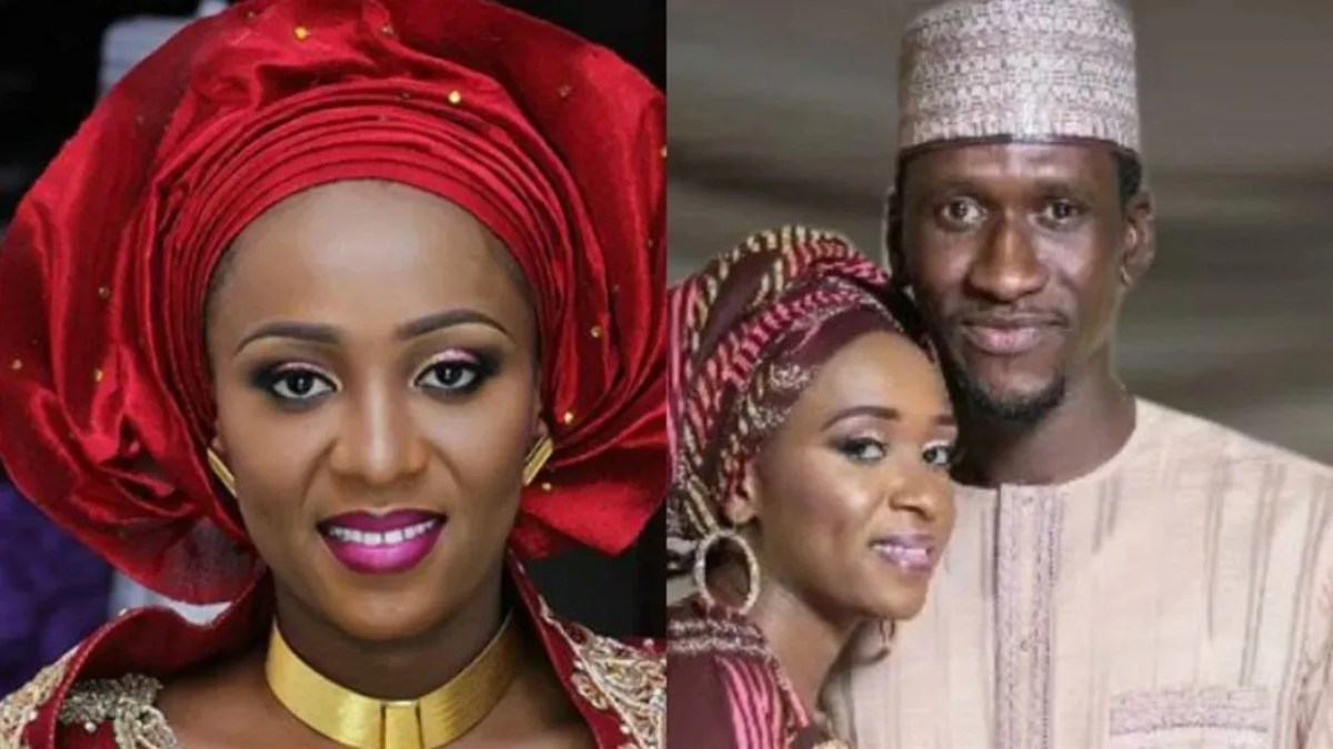 Killer housewife Maryam Sanda names baby after slain husband, Bilyaminu